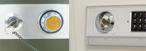 金庫の鍵修理・鍵交換